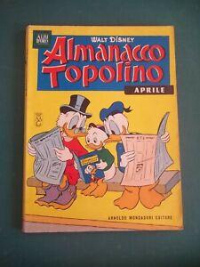 ALMANACCO TOPOLINO 1964 NUM 4 OTTIMO