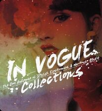V/A, IN VOGUE COLLECTIONS, SEALED TAWAINESE 21 TRACK 2 x CD ALBUM FROM 2008