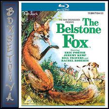 THE BELSTONE FOX -   Eric Porter & Jeremy Kemp   **BRAND NEW BLU-RAY***