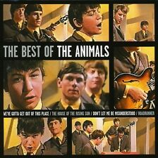 Best Of The Animals - Animals (2000, CD NIEUW)