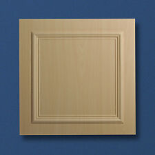 2m² DECOSA® Deckenplatten Styropor Wand Holzoptik 3d Lyon Ahorn natur E0195
