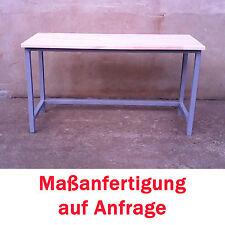 Werkbank Werktisch Arbeitstisch Tisch Montagetisch Tischgestell Packtisch