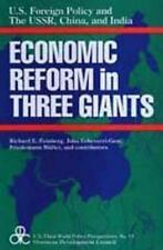 United States Foreign Policy and Economic Reform in Three Giants: The U.S.S.R.,