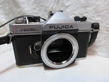 Fujifilm Fuji Fujica St 605N 35mm cámara SLR de película solo cuerpo velocidad todo correcto