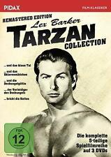 3 DVD-Box * TARZAN - LEX BARKER COLLECTION (PIDAX SERIEN - KLASSIKER) # NEU OVP