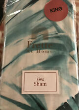 Nwt Frette At Home Versilia King Pillow Sham/Pillowcase