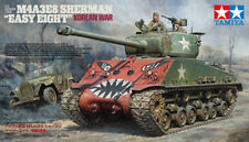 Tamiya 35359 US Medium Tank M4A3E8 Sherman Easy Eight Korean War model kit 1/35
