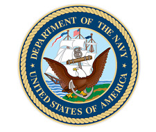 USN Navy (M59) Seal Decal Sticker Car/Truck Laptop/Netbook Window
