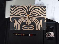Delta Maori Limited Special Edition 18K Gold & Diamonds Fountain Pen