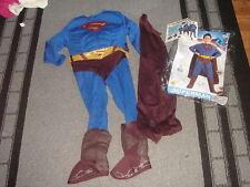 RUBIES SUPERMAN SMALL S 4-6 RETURNS COSTUME