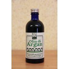 Olio di ARGAN BIOLOGICO Puro - Pelle/Capelli/Unghie - n.2x100ml=200ml Tea Natura