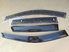 Honda CRV CR-V 2007-2011 Weathershields Visors (4pcs) Weather Shields Tinted