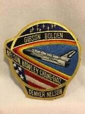 NASA Space Program STS-61C Shuttle Columbia Mission Crew Patch