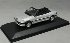 Minichamps Maxichamps Peugeot 306 Cabriolet in Silver 1998 940112832 1/43 NEW