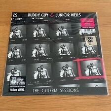 Buddy Guy & Junior Wells - The Criteria Sessions (LP, Limited Numbered Edition)
