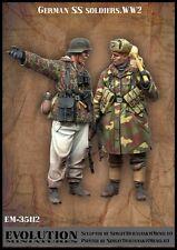 Evolution miniatures 1/35 #35112 WWII German SS SOLDATS