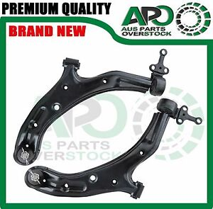 Front Lower L & R Control Arm & Ball Joint Pair for NISSAN Pulsar N16 00-06
