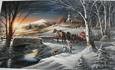 Limited edition Almost Home Lithograph by Terry Redlin