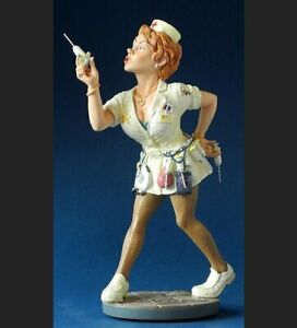 PROFISTI Pro37 Nurse small / Krankenschwester klein Höhe ca. 22 cm