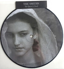 """The Smiths - The Queen Is Dead 7"""" LP Picture Disc - NEW COPY - Morrissey"""