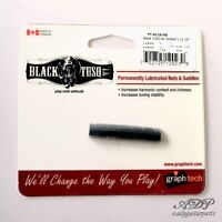 """Graph Tech Black Tusq XL PT-6116-00 Slotted nut Acoustic Gibson Taylor 1-23/32"""""""