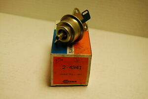 Choke Pulloff (Carbureted)  Napa Echlin 2-4941 NOS Fuel System Parts Vacuum