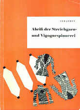 Abriß The The String Yarn- and vigognespinnerei, séraphin with Pictures s1002.1