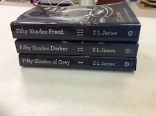 50 Shades of Grey Complete Series for $12 and Free Shipping!