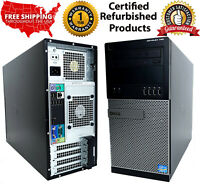 DELL OPTIPLEX 790 MT I5 2400 3.10 GHZ 8GB RAM 500GB WIN 10 PRO 1 YEAR WARRANTY