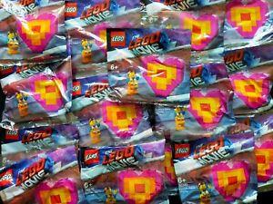 Lego The Movie 2. Emmet's 'Piece' Offering 30340 x 20  Joblot Polybags BNIP