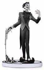 "Batman Black and White The Joker Jim Lee 6"" Statue Limited New MIB Mint"