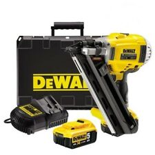 Battery Cordless Dewalt Nail Amp Staple Guns Ebay