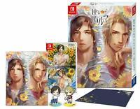 NEW Capcom Nintendo Switch Toraware no Palm Collector's Edition JAPAN IMPORT