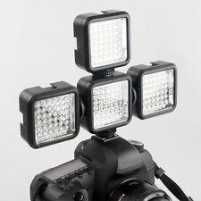 Bestlight Video Light 36 LED Rechargeable Battery for DV Canon Nikon Camera