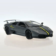 Lamborghini Murcielago LP 670-4 SuperVeloce 1:24 scale die-cast model supercar
