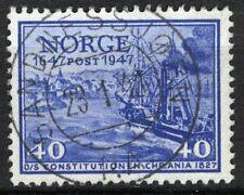 Norway 1947, NK 364 Son Sandnessjøen P.A 23-1-48 (NO)