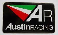 Ar Austin Racing Aluminio Resistente a Prueba de Calor de Escape Adhesivo Calcomanía Motocicleta