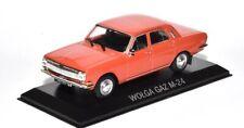 WOLGA VOLGA GAZ M 24 red ( 1970 ) -- 1/43 -- IXO/IST -- NEW