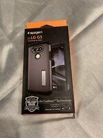 Spigen Tough Armor LG G5 -Gun Metal
