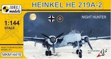 Mark I Models 1/144 Heinkel He 219A-2 'Night Hunter' # 14419