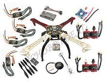DIY F450 Quadcopter Kit APM2.8 FC NEO-M8N GPS 920KV BL Motor Simonk 30A 1045 3M
