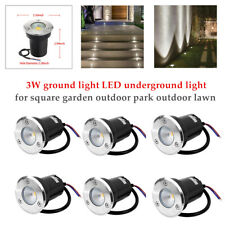 IP68 Waterproof LED Underground COB Light Floor Outdoor Garden Path Buried Yard