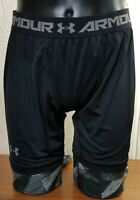 Under Armour Men's Compression Leggings Heat Gear Base Layered Workout Sz XL