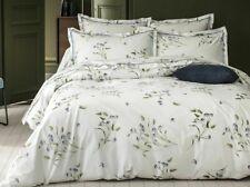 Htf Anne De Solene Of Paris Envolee King Duvet Cover ~ 100% Cotton Sateen