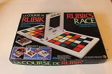 Vintage 1982 RUBIK'S RACE Game 100% COMPLETE IN GREAT CONDITION!!!!!