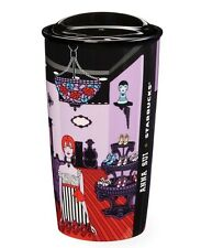 Limited Edition ANNA SUI/STARBUCKS® BOUTIQUE DOUBLE WALL TRAVELER/ 12oz