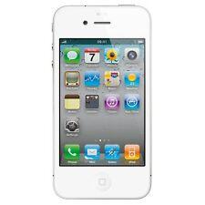NEW UNLOCKED APPLE IPHONE 4S 64GB 32GB BLACK WHITE IOS 9 SMARTPHONE
