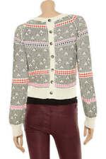 Cardigan da donna in lana taglia M