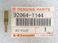 Kawasaki NOS NEW  92064-1144 Pilot Jet #50 KX KDX KXF KX500 KX250 1988-2013