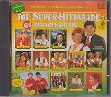 Superhitparade der Volksmusik (1988, Marianne & Michael) Orig. Naabtal Du.. [CD]